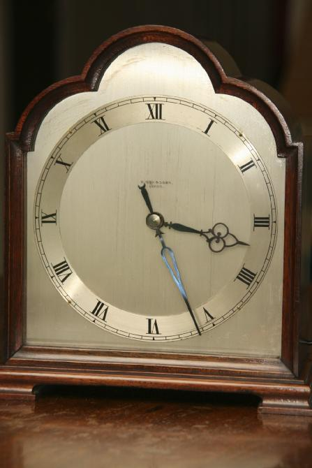 Ferranti Mantel Clock