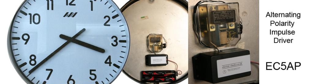 Electric Clocks Synchronous Motor Electric And Impulse